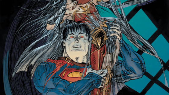 If you're lamenting the fact that there's not a ton of horror options at the comic shop this Halloween you're in for a treat today; DC Comics has released DC House of Horrors #1, which collects eight short stories that put scary twists on characters we know and love. Care to see an evil Kryptonian baby fallen to Earth? How about a Green Arrow who kills criminals? There's that and more: