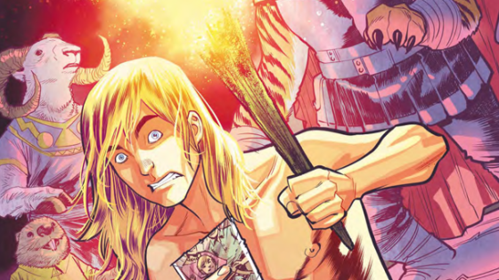 Issue 10 rounds the corner and drops some major reveals!