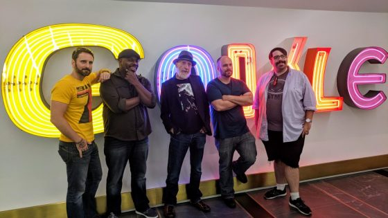 Watch legendary Batman creators talk shop at a 'Talks at Google'