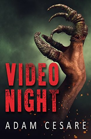 'Video Night: A Novel of Alien Horror' is a B movie story that is grade A fun