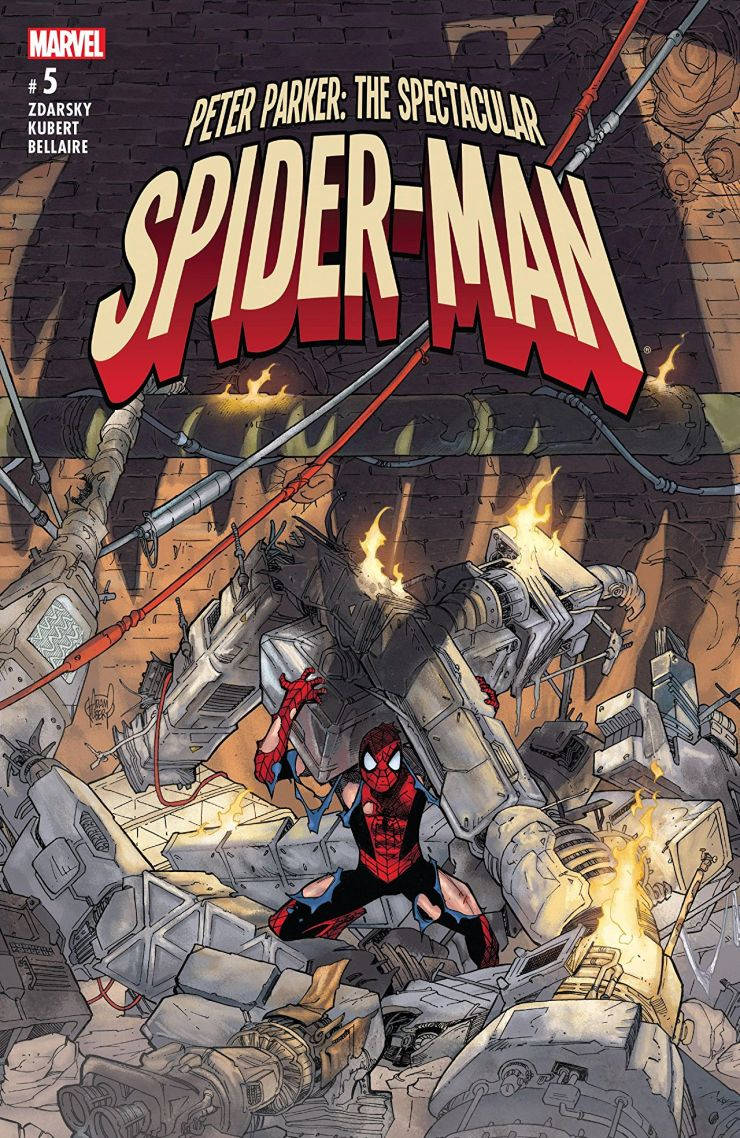 Marvel Preview: Peter Parker: The Spectacular Spider-Man #5