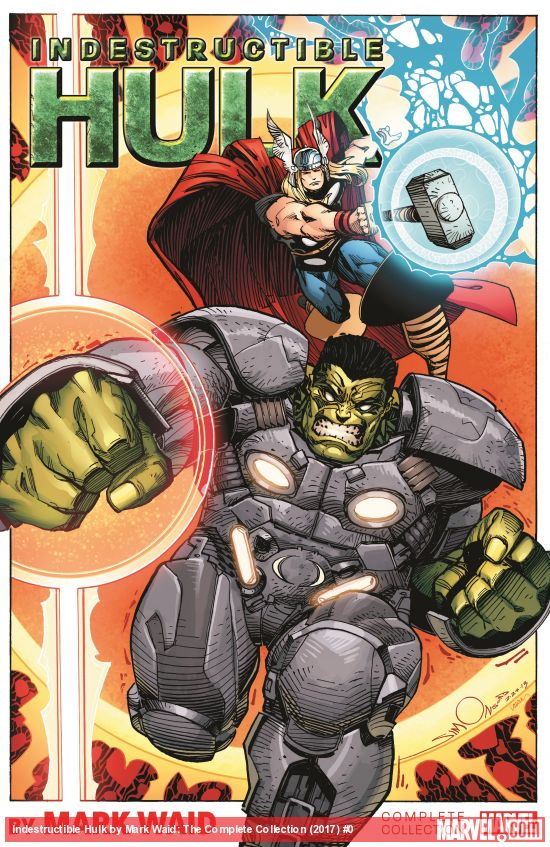 Indestructible Hulk by Mark Waid: The Complete Collection review: infuses the slobber-knocker throwdowns with solid story