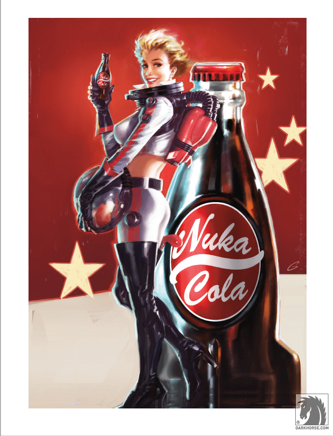 'Fallout 4: The Poster Collection' contains some real gems