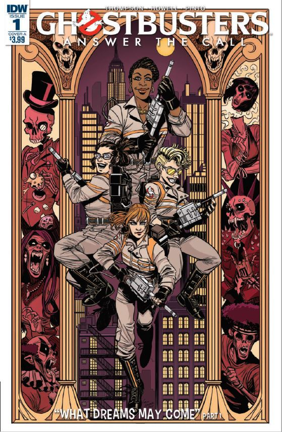 Ghostbusters: Answer the Call #1 Review