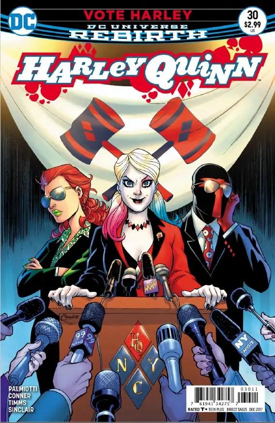 Harley Quinn #30 Review