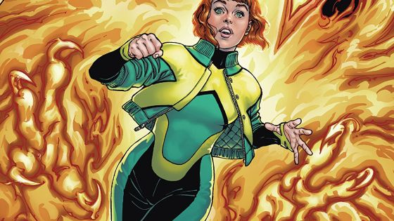 The only nightmare would be if we don't get more of her story after Phoenix Resurrection.