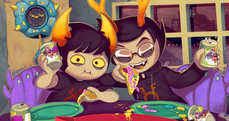 Hiveswap: Act 1 Review