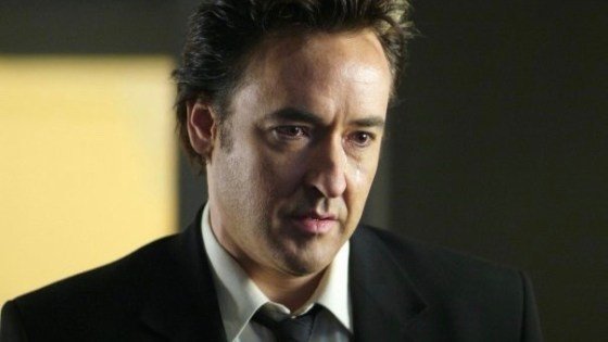 At Rhode Island Comic Con, actor John Cusack revealed whether he'd be up for appearing in a superhero film.