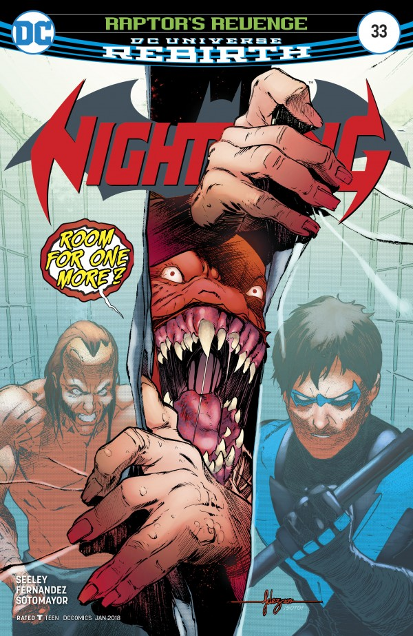 Nightwing #33 Review