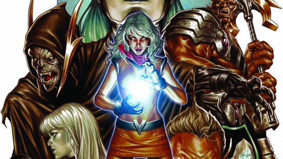 Avengers: No Surrender hits comic shops January 2018!