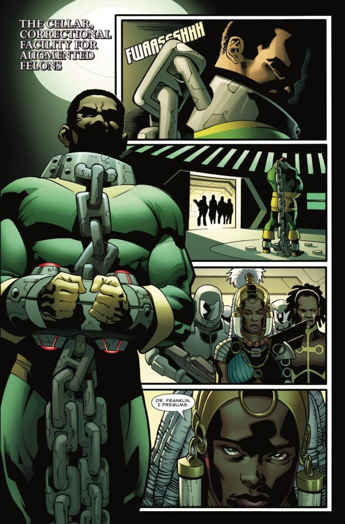 Marvel Preview: Black Panther #167