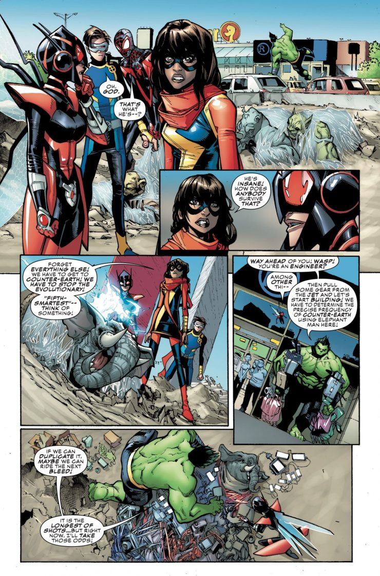 Marvel Preview: Champions #14