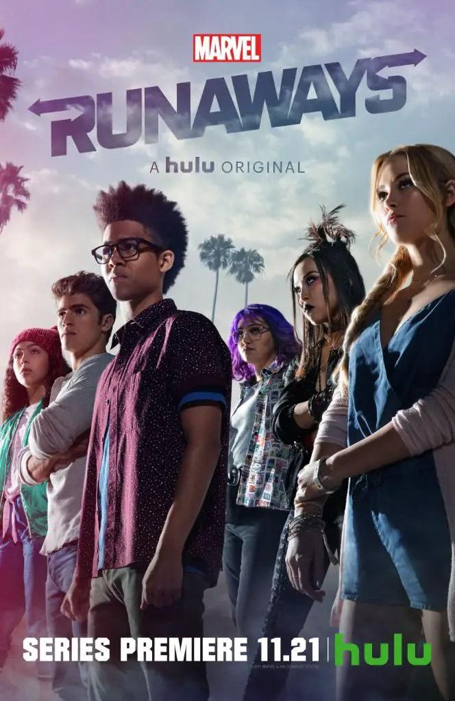 Hulu's 'Runaways' TV series is all angst, no charm