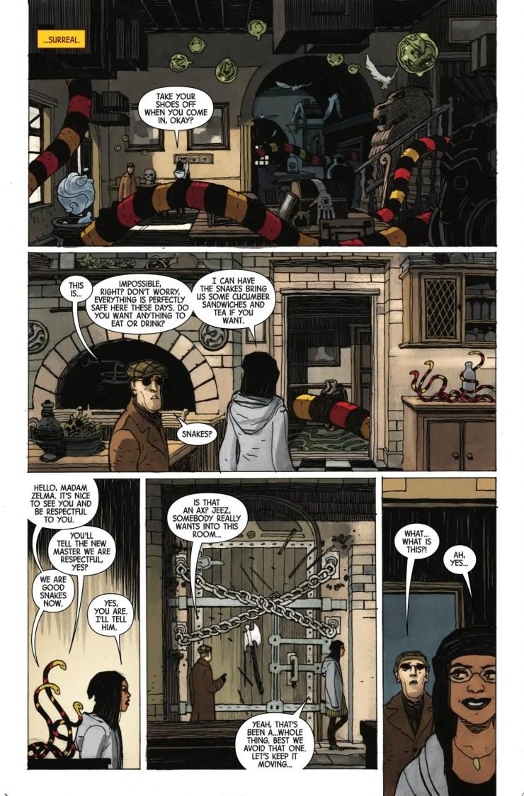 Marvel Preview: Doctor Strange #381