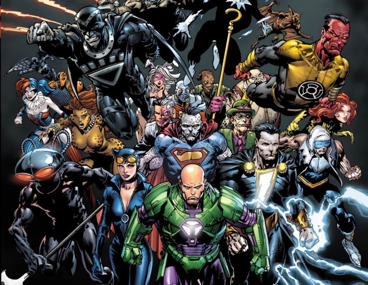 Celebrate Justice League Day with AiPT!'s favorite Justice League stories
