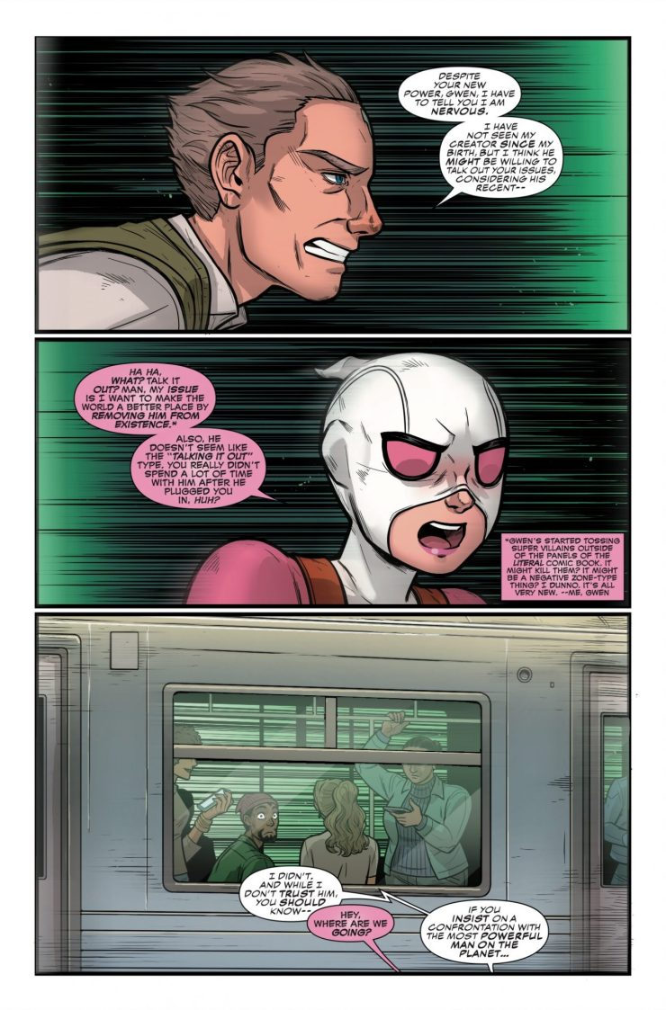 Marvel Preview: Gwenpool #22
