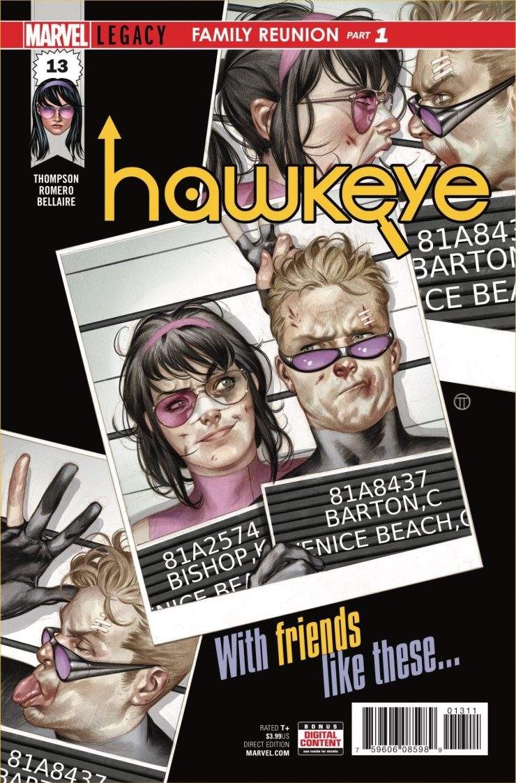 Marvel Preview: Hawkeye #13