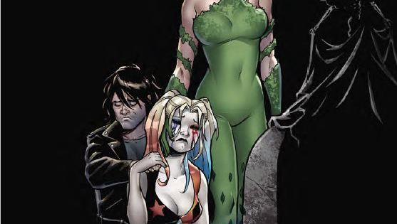 Let's hope that this isn't the end of this new, better Harley Quinn.