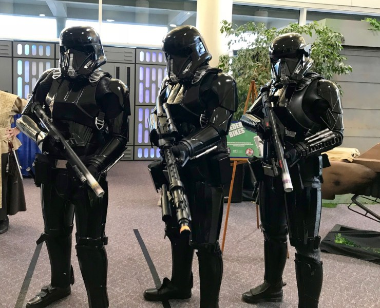 Cosplayers descend on Rhode Island Comic Con 2017 [Gallery]