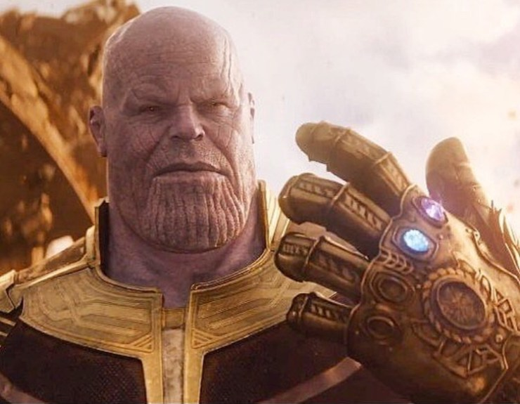 'This is his movie,' says 'Avengers: Infinity War' director about Thanos