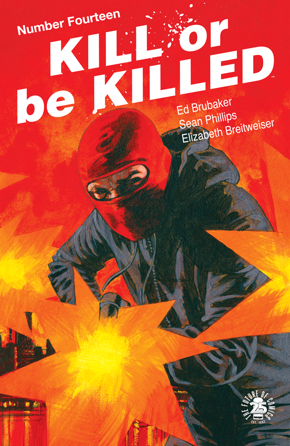 Kill or Be Killed #14 Review