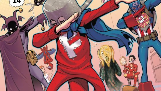 Marvel Preview: Not Brand Echh #14