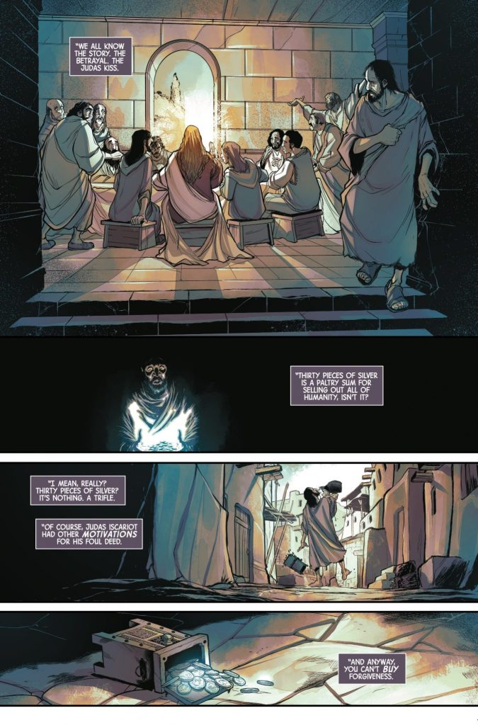 Marvel Preview: Spirits of Vengeance #3