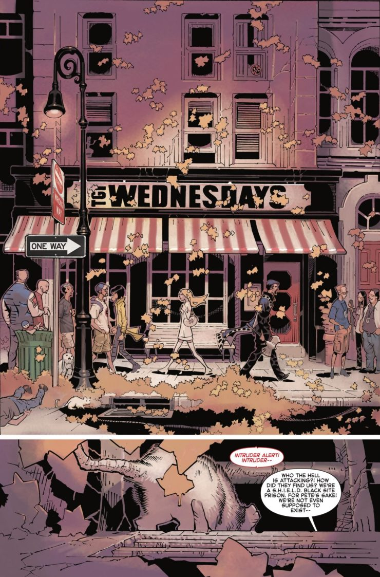 Marvel Preview: Spider-Man/Deadpool #23