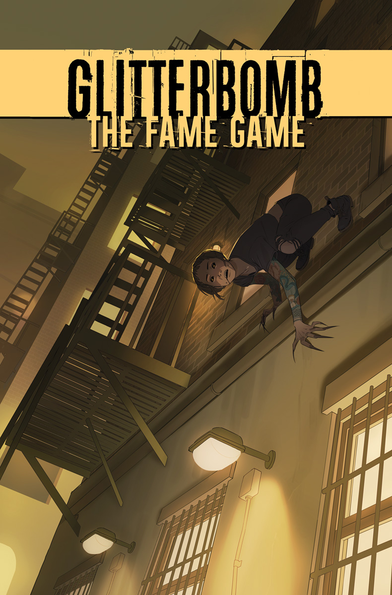 Glitterbomb: The Fame Game #3 Review