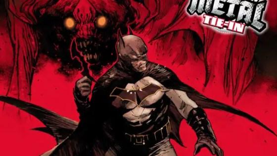 Batman: Lost #1 Review