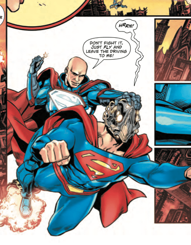 Superman #35 Review