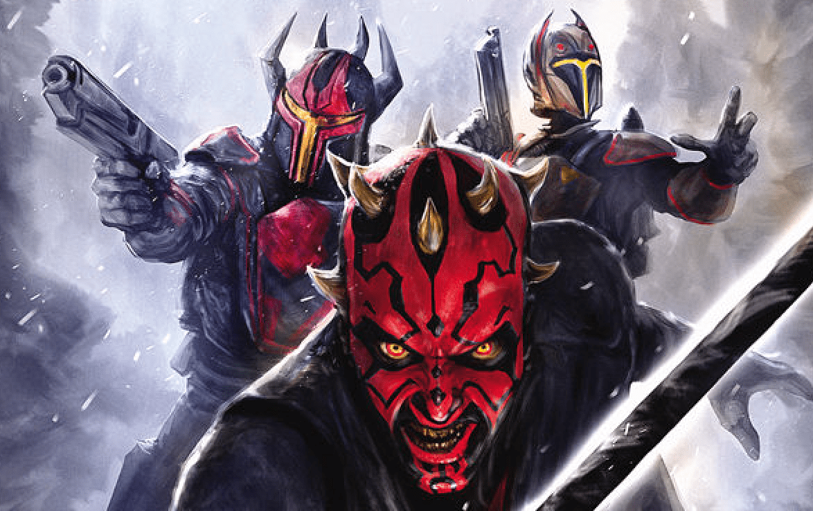 'Star Wars: Darth Maul - Son of Dathomir' is one of the few pre-Disney stories to remain canon, and for good reason