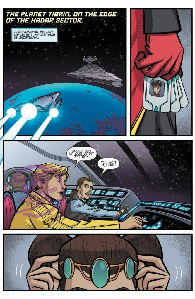 [EXCLUSIVE] IDW Preview: Star Wars Adventures #4