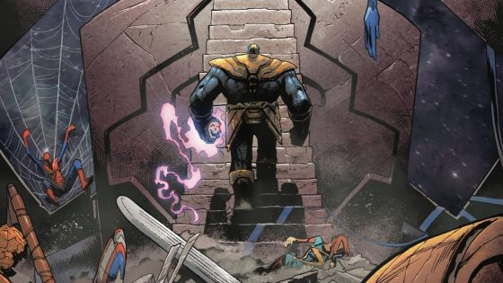 Thanos #13 Review: Throw up the horns, Thanos rocks!