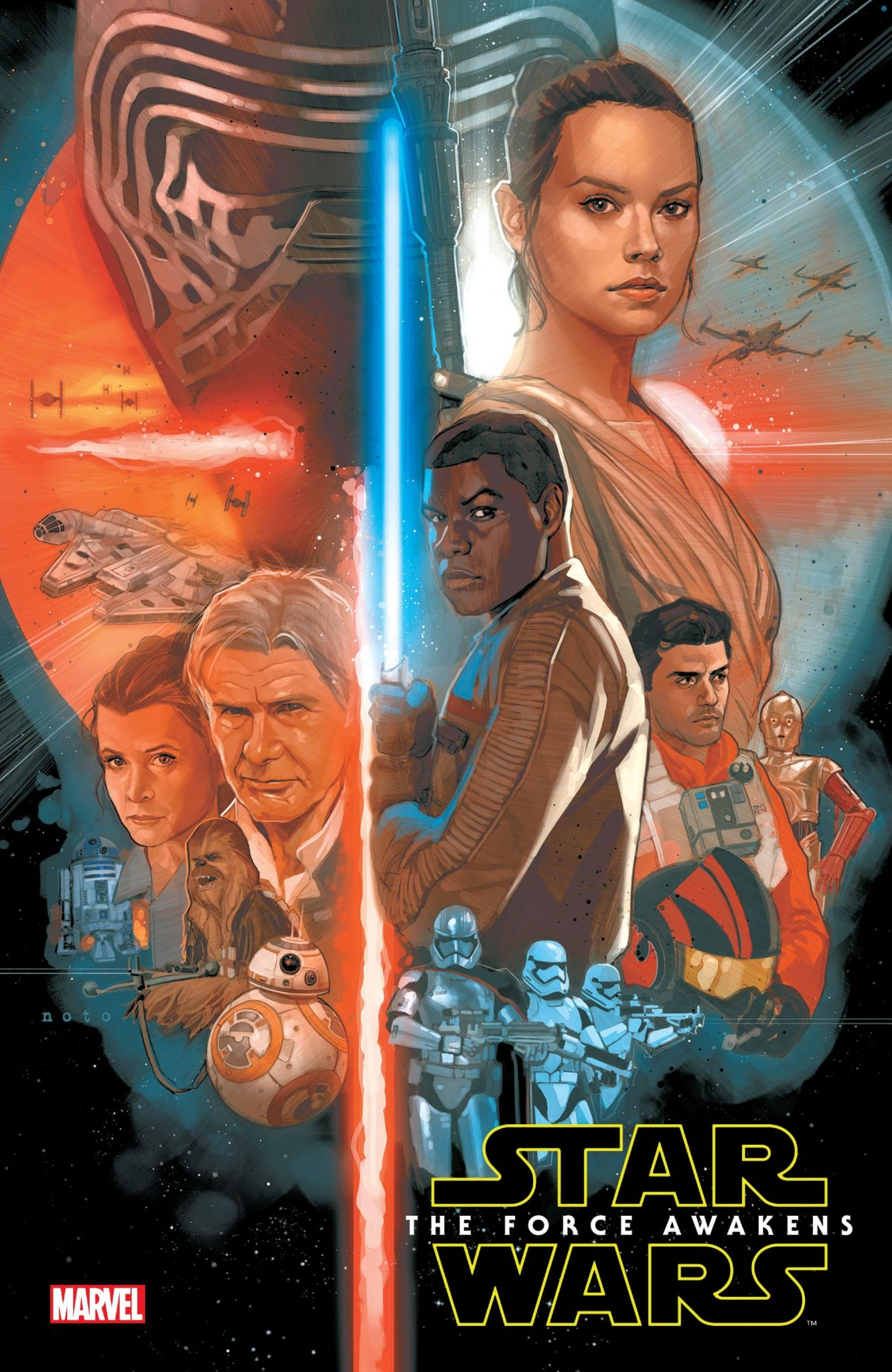 'Star Wars: The Force Awakens Adaptation' review: Sometimes less is more