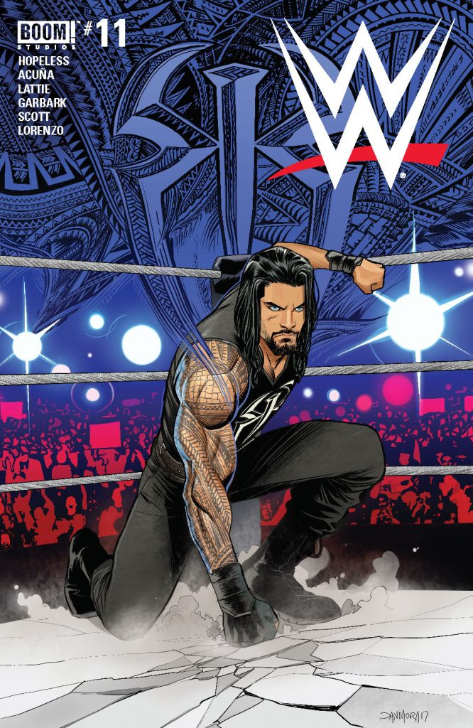 BOOM! Preview: WWE #11