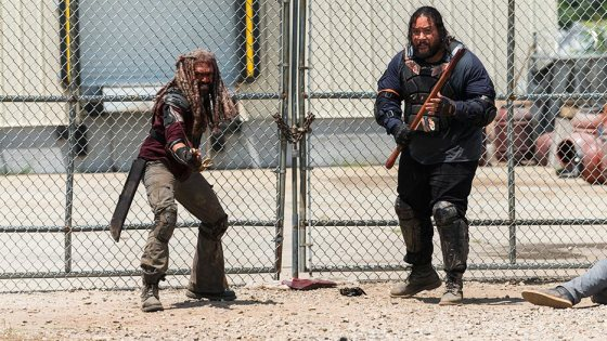 The Walking Dead: Season 8, Episode 4 'Some Guy' Review