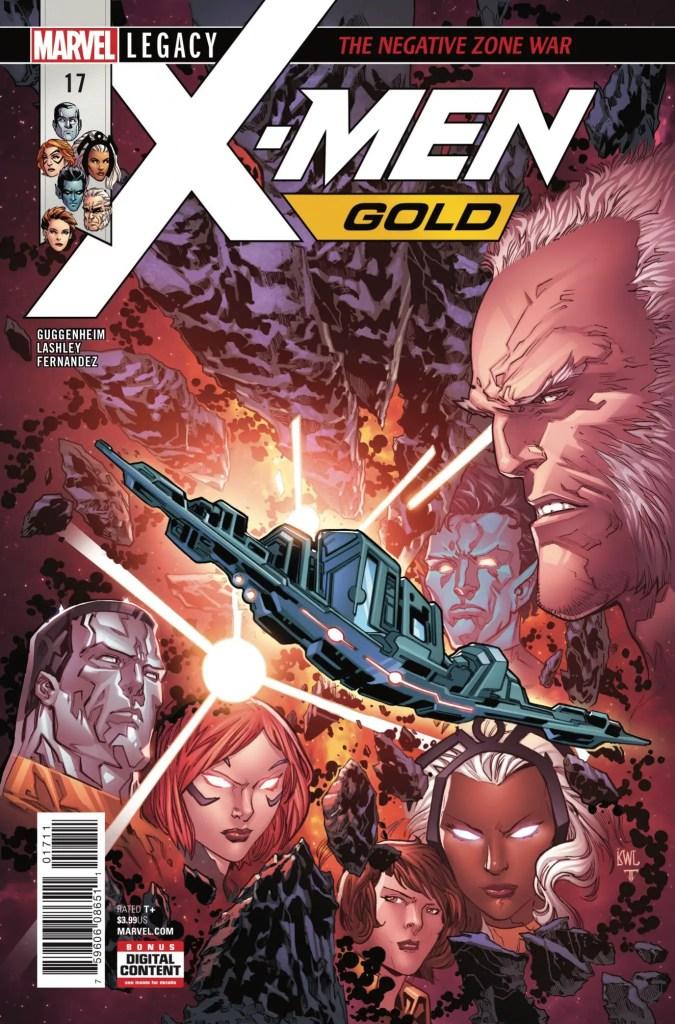 Marvel Preview: X-Men: Gold #17