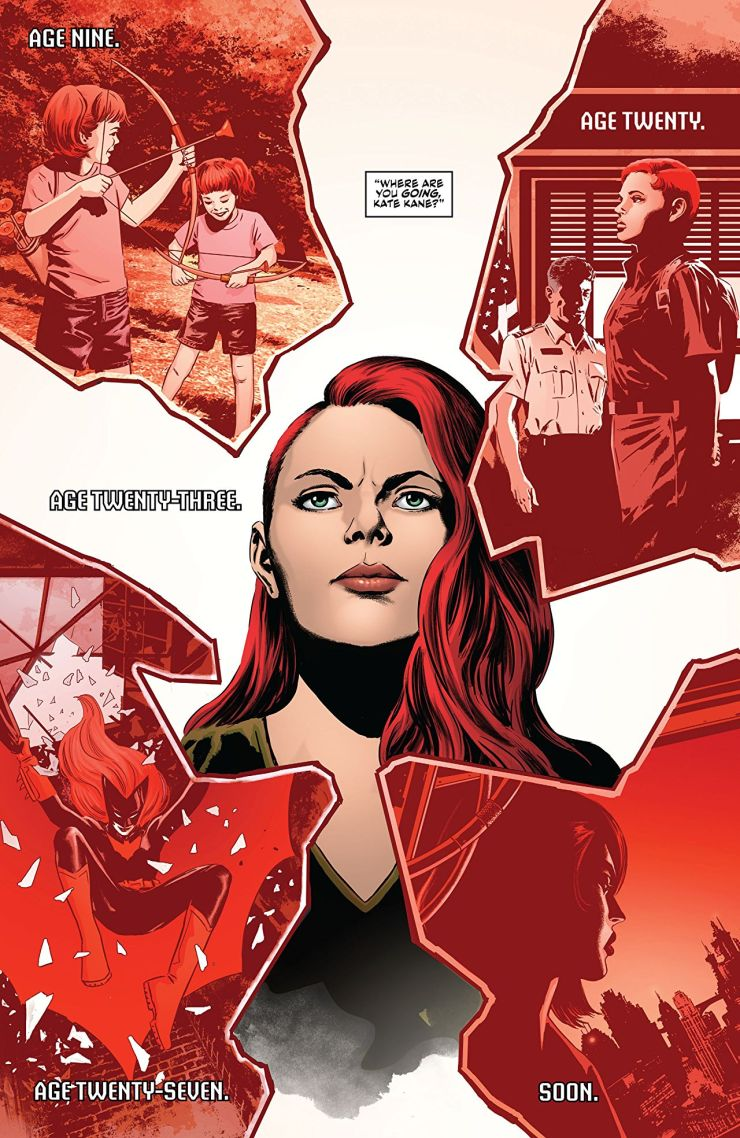 Batwoman Vol 1: The Many Arms of Death (Rebirth) review: a strong female lead that will knock many off their axes