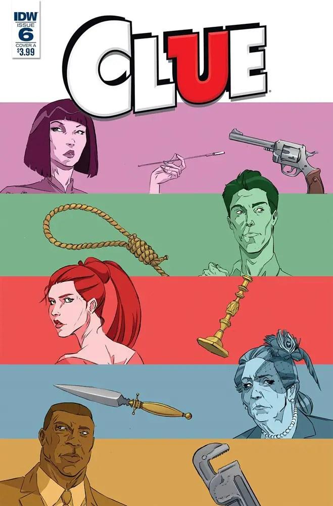 Clue #6 Review