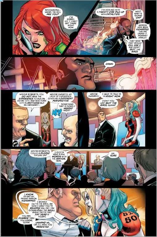 Harley Quinn #31 Review