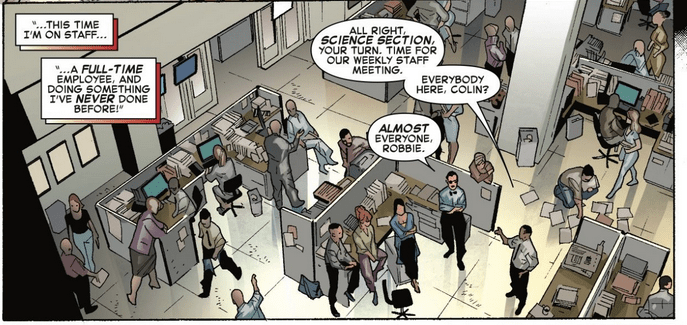 Reality Check:  After 'Amazing Spider-Man' #791, advice for Science Editor Peter Parker