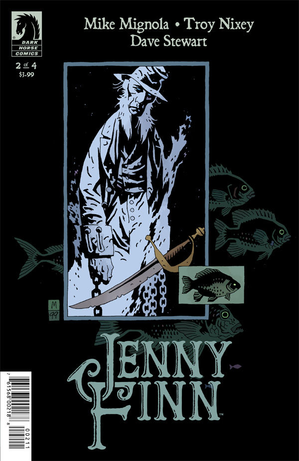 Jenny Finn #2 Review