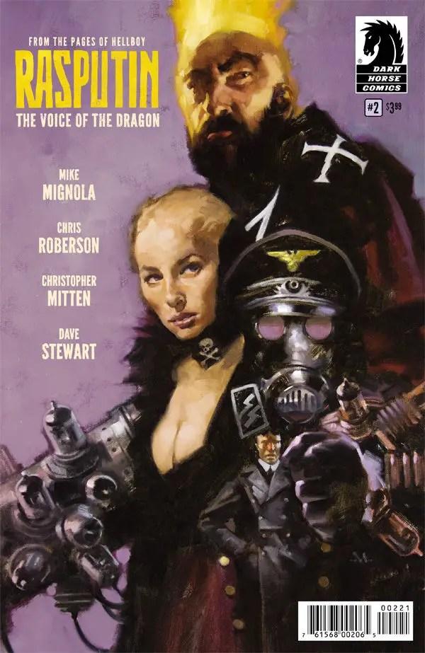 Rasputin: The Voice of the Dragon #2 Review