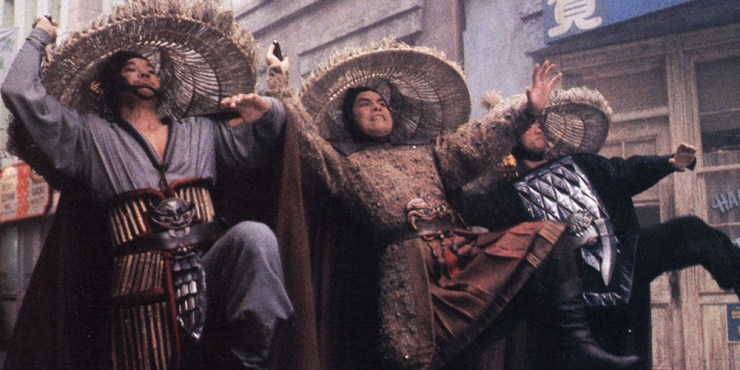 An Old Man Jack of all Trades: Anthony Burch talks 'Big Trouble in Little China: Old Man Jack'
