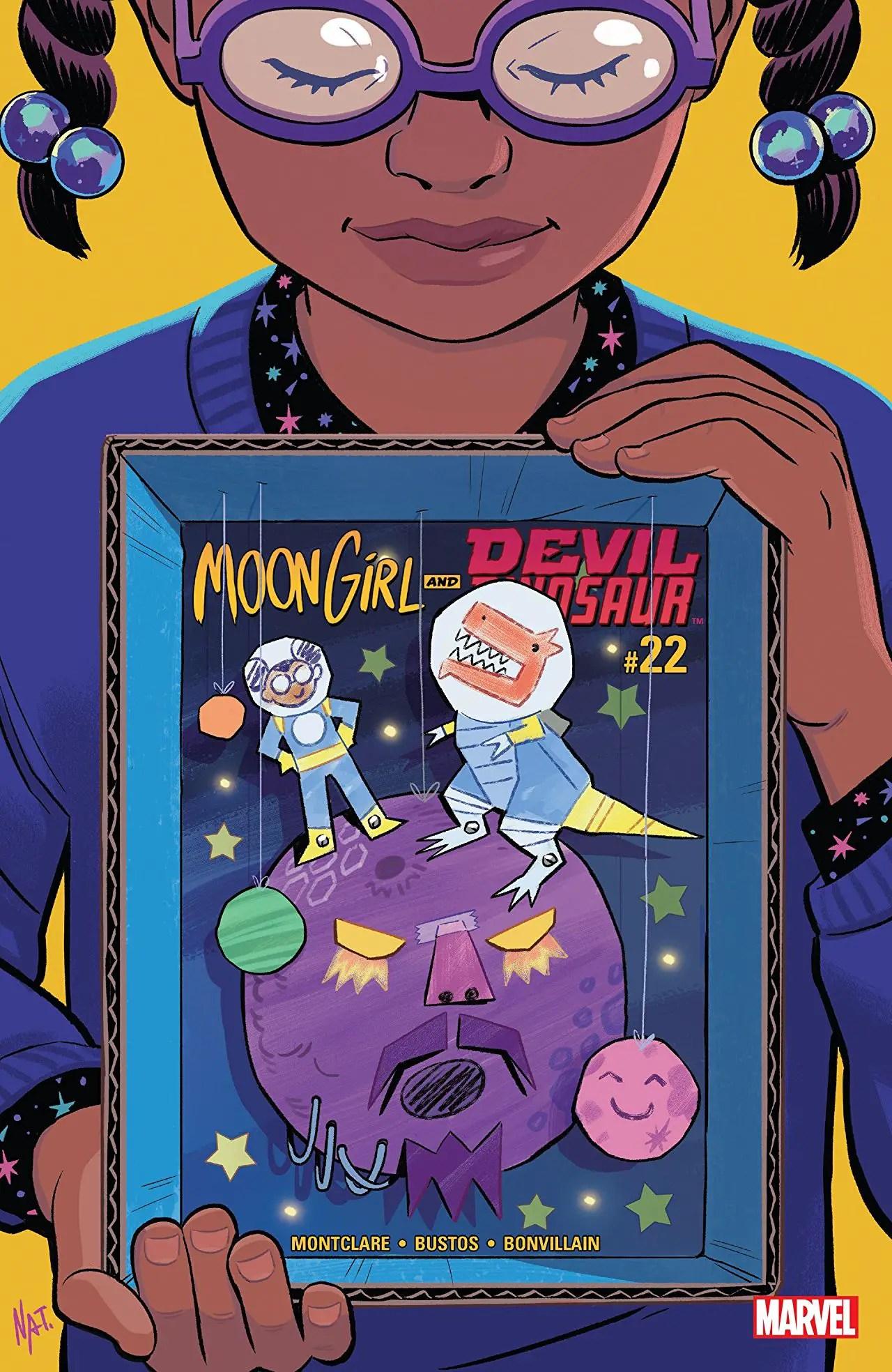 3 Reasons Why: 'Moon Girl and Devil Dinosaur Vol. 4: Girl-Moon' is Saturday morning cartoon fun