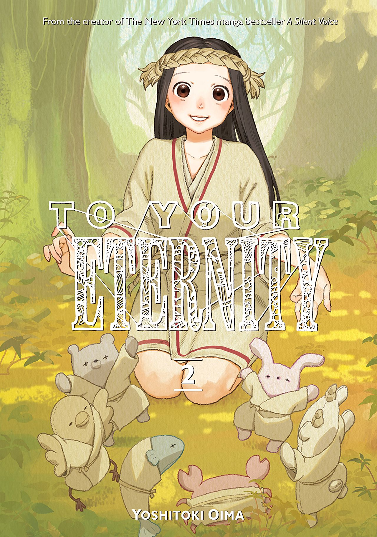 To Your Eternity Vol. 2 review: prepare for answers and feels!