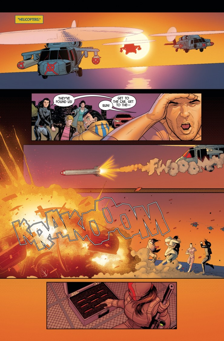 Marvel Preview: All-New Wolverine #28