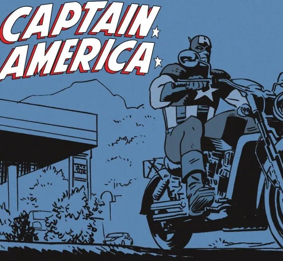 Captain America #696 Review
