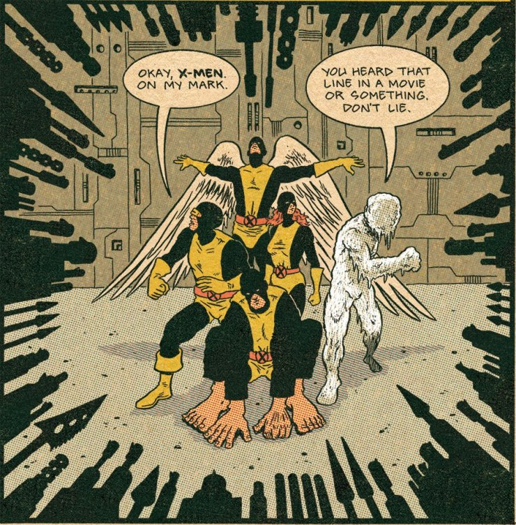 Cooler than Wolverine: An interview with 'X-Men: Grand Design' creator Ed Piskor